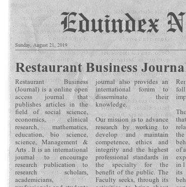 Eduindex News