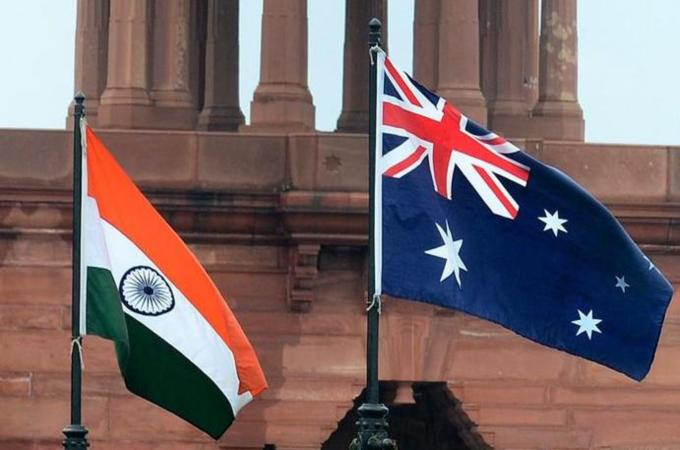 India and Australia's Alliance against theDragon.