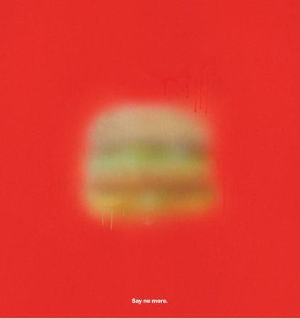 burger blur