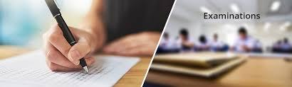 Examinations – vardhaman