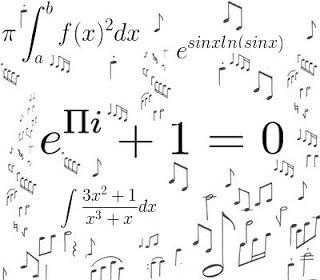 Math & Music…..