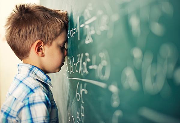 Why Students Struggle withMath