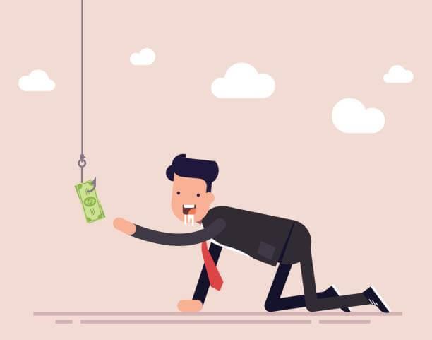 High Salary Vs JobSatisfaction