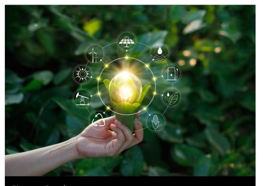 Sustainability: The Only WayOut