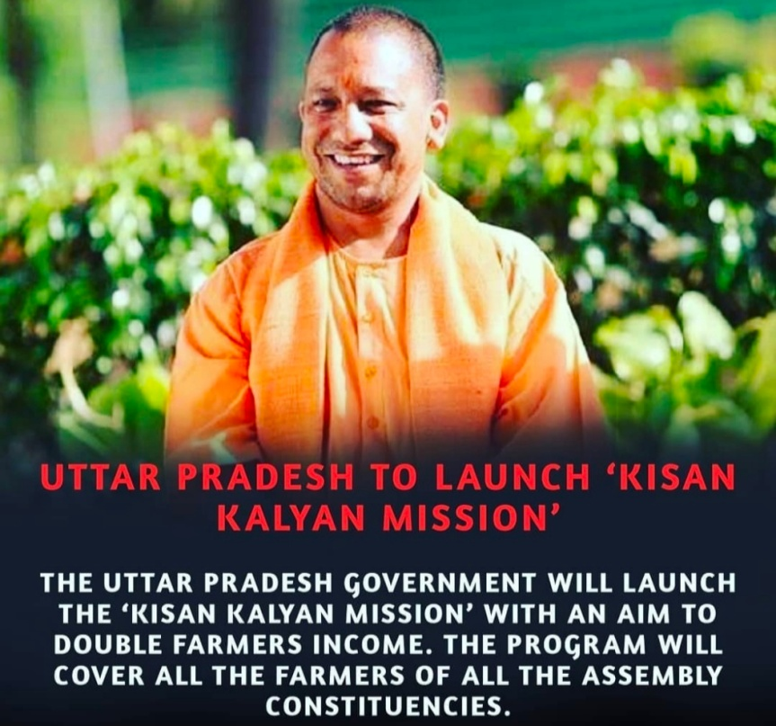 Kisan Kalyan Mission- to double the income of thefarmers