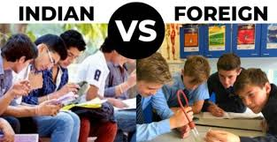 Indian Education system VS Foreign educationsystem