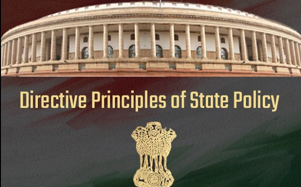 Role of the Legislature in Upholding the Directive Principles