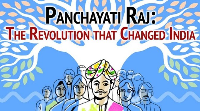 Growth and Evolution of the Panchayati Raj Institutions in India