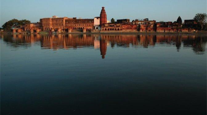 Delhi's Ancient Past: River Yamuna