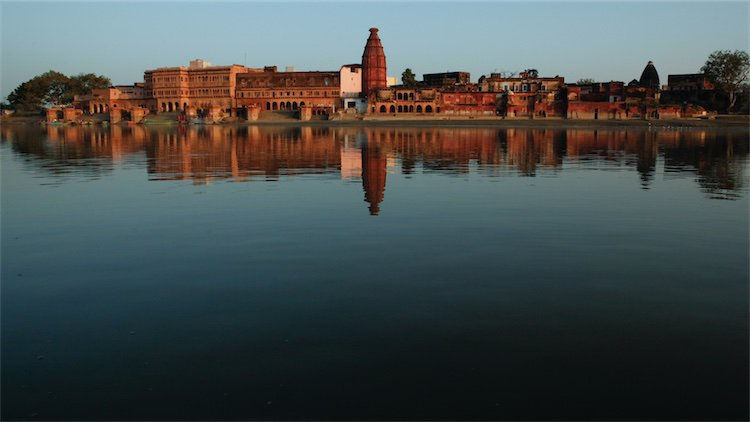 Delhi's Ancient Past: RiverYamuna