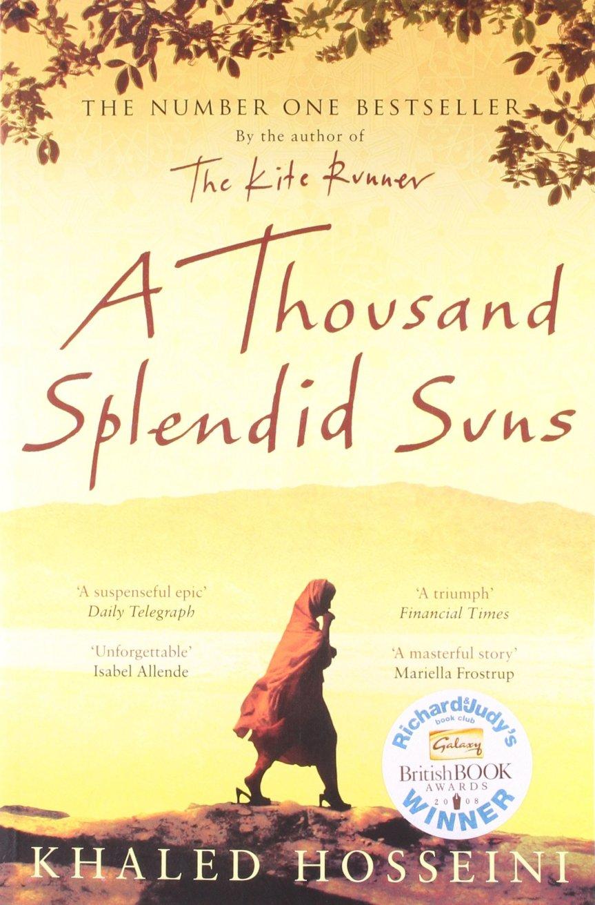 'A Thousand Splendid Suns'- Book by KhaledHosseini