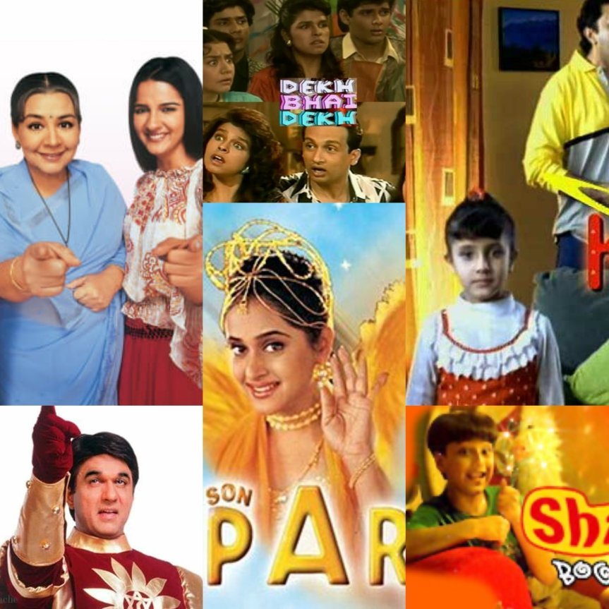 90s and early 2000s tv shows That We StillRemember