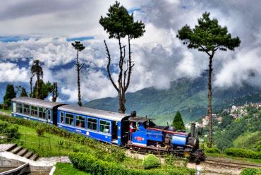 Tourist Spots Darjeeling