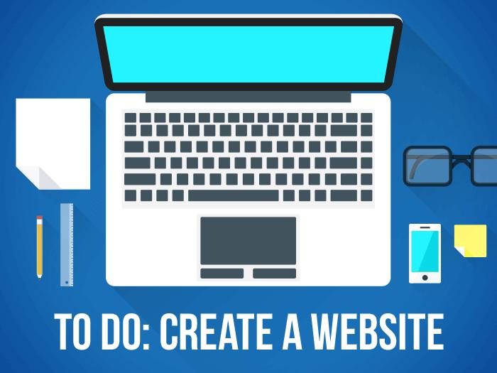 How to Create aWebsite