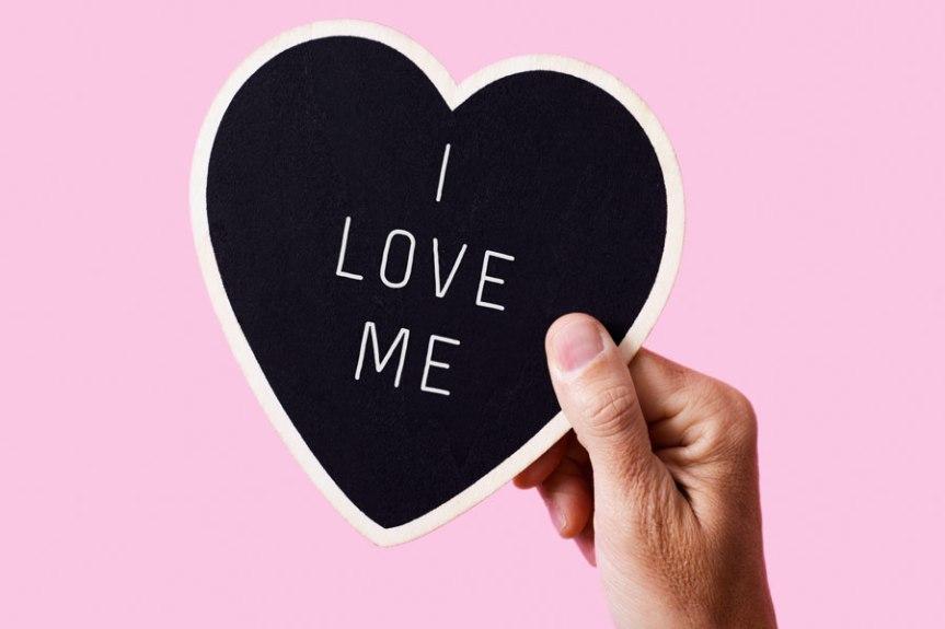 SELF LOVE : a step to beyourself