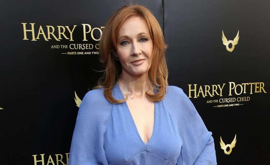 J. K Rowling