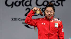 Mirabai's Gold medal at the 2018 Gold Coast Commonwealth Games