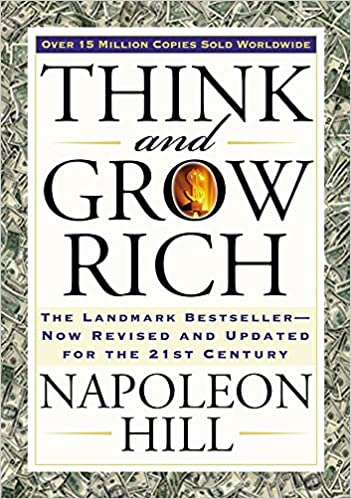 Think and Grow Rich by NapolenHill