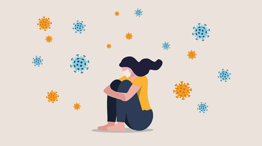 Pandemic Affecting our Mental Health: Coping up withStress