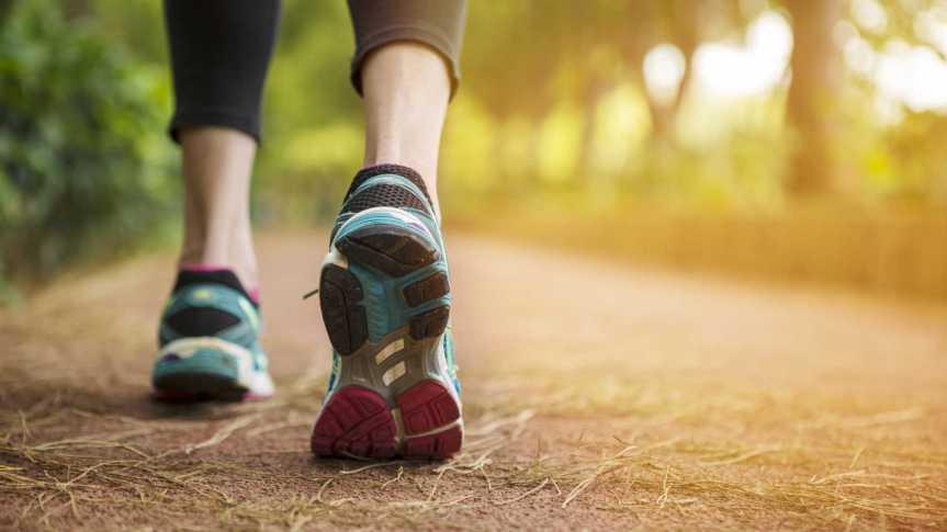 Walk longer livelonger