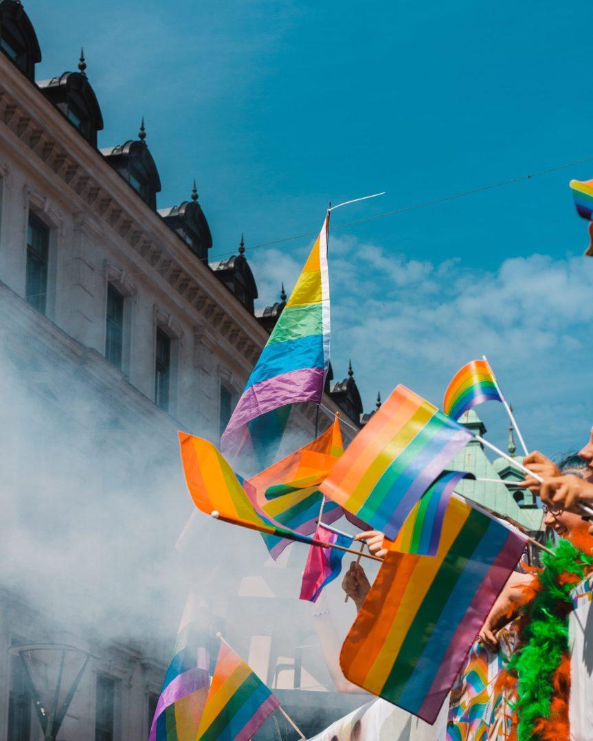 June # The PrideMonth