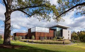 Amherst College Science Centre, Amherst, Massachusetts