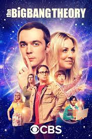 Promotional visual for The Big Bang Theory