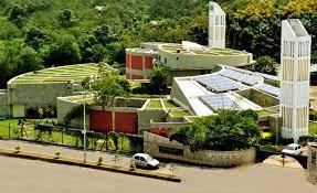 CII- Sohrabji Godrej Green Business Centre, Hyderabad