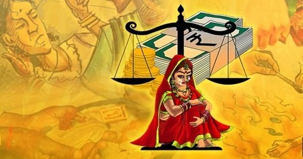 DOWRY-AN EVIL PRACTICE