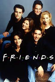 Promotional visual for Friends