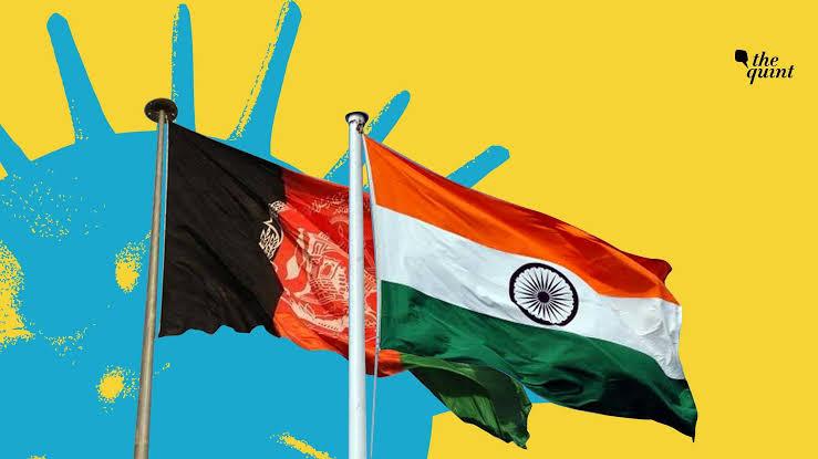 Afghanistan-India-Taliban