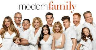 Promotional visual for Modern Family