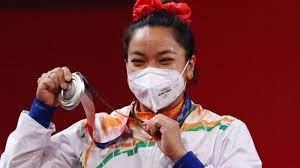 Mirabai's historical Silver medal at the 2020 Tokyo Olympics