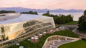 Olympic House (IOC Headquarters), Lausanne, Switzerland