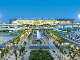 Rajiv Gandhi International Airport, Hyderabad
