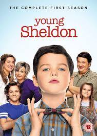 Promotional visual for Young Sheldon