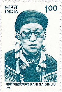 Women of Revolutionary Movement in British India: RaniGaidinliu