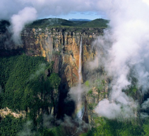 The Angel Falls