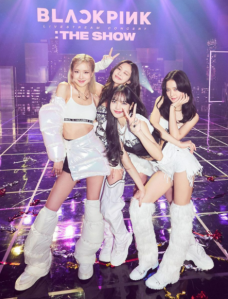 Blackpink at 'The Show'
