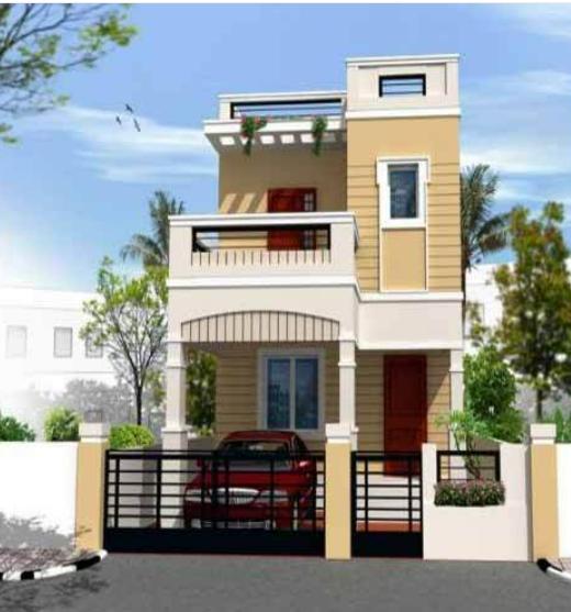 An individual house