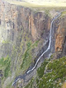 The Kunchikal falls