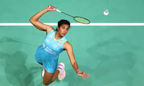 PV Sindhu: India's Current Face ofBadminton