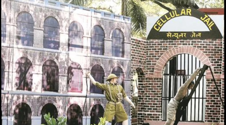 Story of Cellular Jail ofIndia