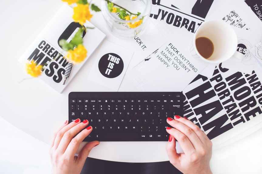 Blogging: my experience