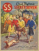 The Secret Seven series