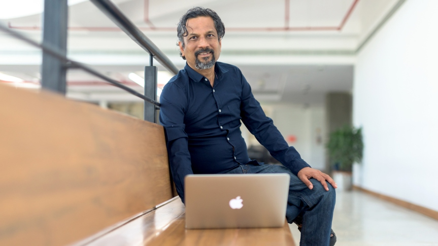 The Man Behind the Largest Software Product Company inIndia